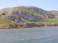 Now to #Wales - I spent my teenage years here so am biased about its beauty! This is the Great Orme, a headland near Llandudno. #UK #TravelAtHome Day 218 of #365TravelPics