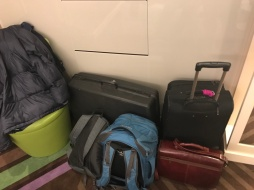 New month, new beginning. With 6 bags, a lot of excitement and a few nerves, our move to Paris is starting. #NewBeginnings #Paris Day 335 of #365TravelPics